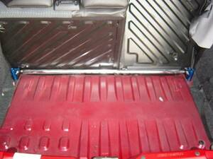 Peugeot 206(3DR exclusive use ) trunk part rear mono cook bar ( new goods boxed, including tax )