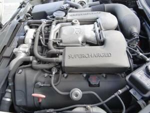 06 year Jaguar /XKR 4.2-S/ AT Assy/3B-4.2L PS806660