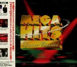 ■ MEGA HITS~ダンス・クラシックス / 新品 オムニバス CD 即決 送料サービス ♪