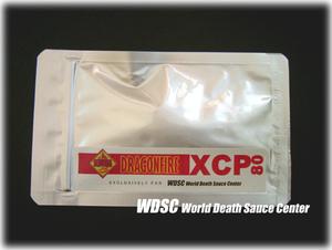 ■激辛スパイス/ドラゴンファイア XCP80/8万スコヴィル/ドイツ製