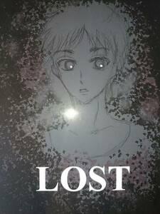 進撃の巨人同人誌★リヴァエレ長編小説★CreiSia「LOST」