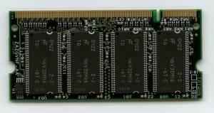 NEC correspondence 512MB 200Pin PC2700[MES518/MES519/PK-UG-M037/PK-UG-M051 interchangeable ] prompt decision affinity guarantee