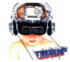 CD  TWO-MIX  BPM 150 MAX  るq