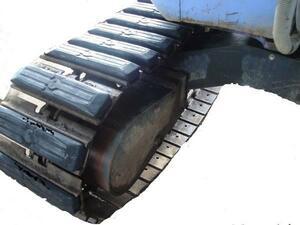 ゴムパット 300幅  2~3トンユンボ 新品 84枚 期間限定お買得品 重機 コマツ 日立 ヤンマー クボタ コベルコ キャタピラー