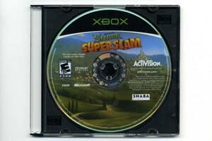 2点送料込 中古 北米版 日本本体起動 SHRCK SUPER SLAM Discのみ
