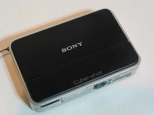 即決! SONY Cyber-shot DSC-T2 ブラック 美品