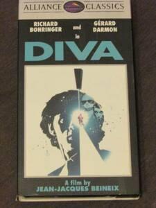 Diva [VHS] [Import] 1981