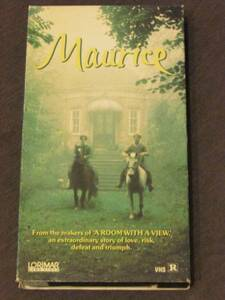 Maurice [VHS] [Import] (1987)