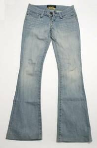 ♪Nuveのローライズデニム/サイズ26-4未使用品1ジーンズ♪