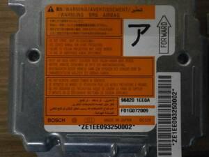 フェアレディZ Z34 エアバックコンピューター 保証付き