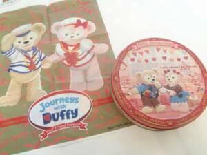 東京ディズニーシー☆2016 Journeys with Duffy&シェリーメイ缶