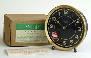 】E【<】SMITHS 50'S CLOCK コーリン:デッドストック新品