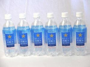 サッポロおいしい炭酸水 ペットボトル 500ml×10本