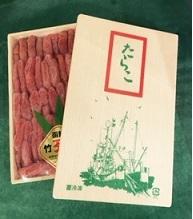 貴重な噴火湾産 『甘口たら子』 1kg入/おすすめ品 (税込)