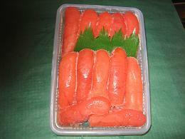 お買得!「甘口たら子の切れ子」 500g入で格安!/ぱらぱらっとほぐれて薄味で生食OK!(税込)