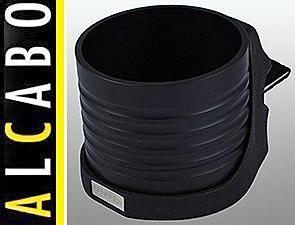 【M's】W219 ベンツ AMG CLSクラス(05y-10y)ALCABO 高級 ドリンクホルダー(ブラック)右H用/アルカボ カップホルダー AL-M305B ALM305B