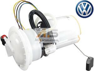 【M's】VW パサート(11y-)/パサートCC(09y-12y)純正品 フューエルポンプ フューエルデリバリーユニット 3C8919051A 3AA919051L