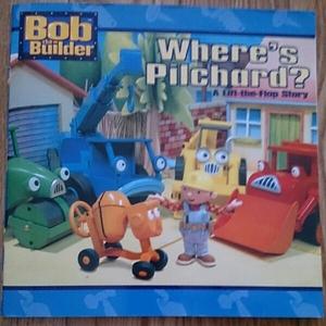 英語絵本◆BOB the Builderしかけ絵本◆送料無料