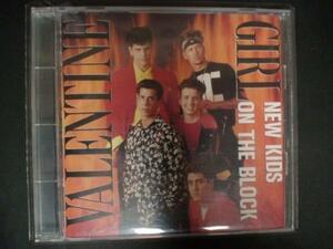 CD NEW KIDS ON THE BLOCK Valentine Girl