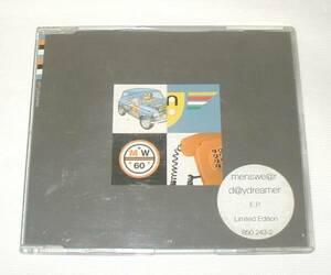 【 CD 】 Menswe@r ( menswearr / メンズウェア )「 Daydreamer ( Daydreamer / デイドリーマー )」 輸入盤 中古 1995年 Limited Edition