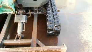 ゴムクローラー 1本 新品 コベルコ SK15SR-1 SK15SR 230×72×48 送料無料 ゴムクロ 建機 ミニユンボ