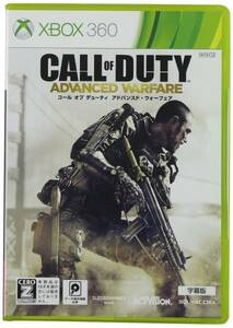 新品即決送料無料 コール オブ デューティ [字幕版]Xbox 360