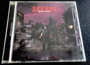 Zeebra Based On A True Story Hiphop 中古CD美品帯付き