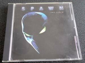 SPAWN スポーン 映画サントラ 中古CDアルバム
