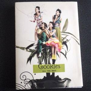 Cookies All The Best 台湾 廃盤、激レアポスター付き