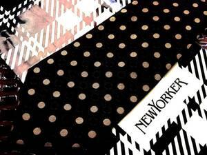 ★SALE【USED並品】№0087ニューヨーカーのネクタイ♪