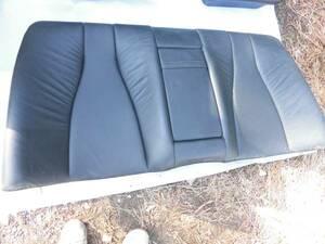 Sクラス W220 リヤシート シートバック