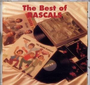 ザ・ラスカルズ/The Best of the Rascals