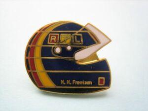 ピンバッジ F1 ヘルメット フィレンツェン ザウバー 小