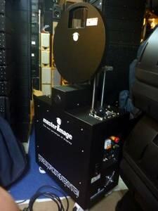 マスターイメージ社 円偏光フィルター MI-2100 3Dシステム 検)シネマ プロジェクター 映写機 映画館 3D映像 綺麗 です