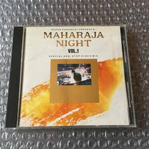 ☆MAHARAJA NIGHT / マハラジャ ナイト VOL.1☆