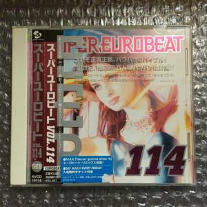★☆SUPER EUROBEAT VOL.114 / スーパーユーロビート☆★
