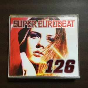 ★☆SUPER EUROBEAT VOL.126 / スーパーユーロビート☆★