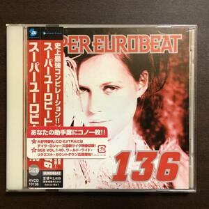 ★☆SUPER EUROBEAT VOL.136 / スーパーユーロビート☆★