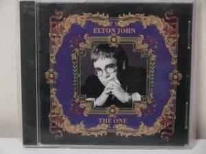 CD ELTON JOHN the one
