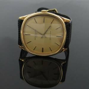 《Tiffanyティファニー&パテックフィリップ》18K腕時計ウォッチ