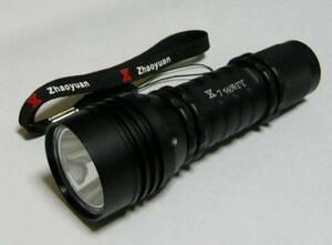 防災用に SSC LEDフラッシュライト 新品