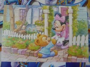 即決♪新品♪東京ディズニーシースウィートダッフィー2010 シェリーメイ ポストカード バレンタインデー ホワイトデー♪TDR TDL TDS