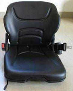 多目的座席シート 410幅 建設機械 農業用機械 シートベルト付 c