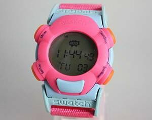 【新品】Swatch beat 6549 9202 デジタルウオッチ