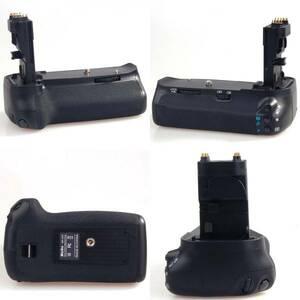 新品 キヤノン BG-E9 バッテリーグリップ互換品 EOS 60D LP-E6N