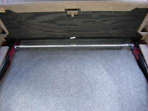 Volvo V850.V70~2000( Wagon exclusive use ) inside trunk rear mono cook bar ( new goods boxed, including tax )