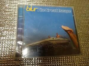 CD blur The great escape
