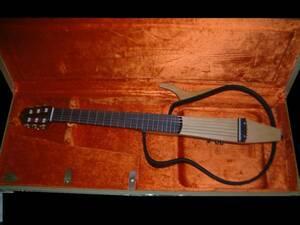 YAMAHA SLG-100N ナイロン弦 極上! サイレントギター 美品! エレガット クラシックギター 良音! ヤマハ 深夜練習等にも最適! Silent Guitar