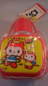 激レア 昭和レトロなあかねこちゃんの水筒 日本製雑貨猫ネコ ポイント消化