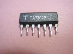 TA7302P IF増幅 IC 1個 中古品 3
